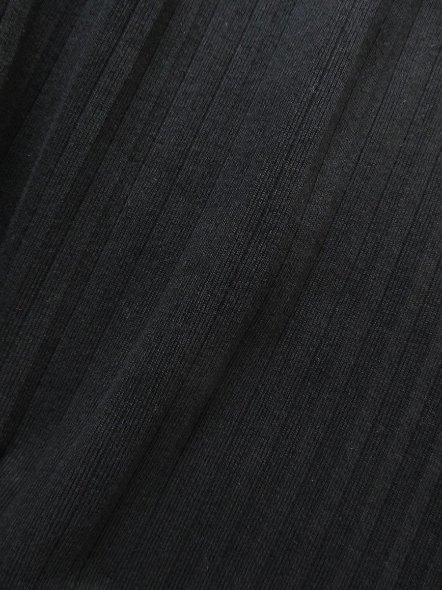 リブプリーツパンツ(2020 Spring Collection) 6