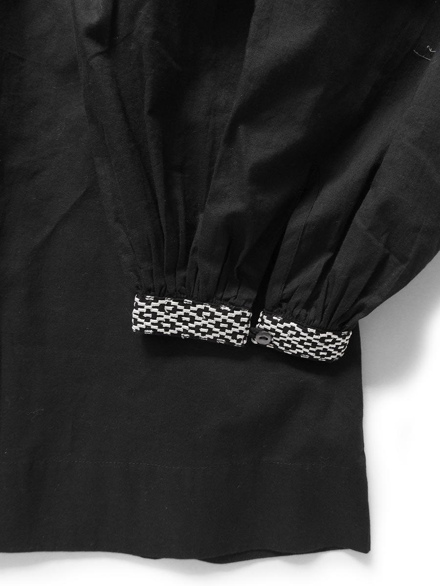 鳥の刺繍ブラウス(2020 Spring Collection) 11