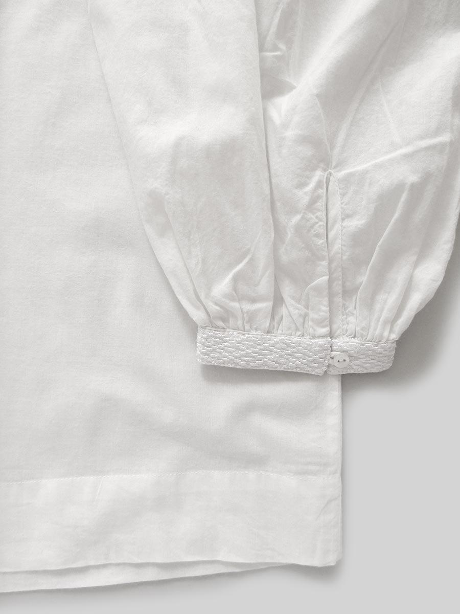 鳥の刺繍ブラウス(2020 Spring Collection) 4