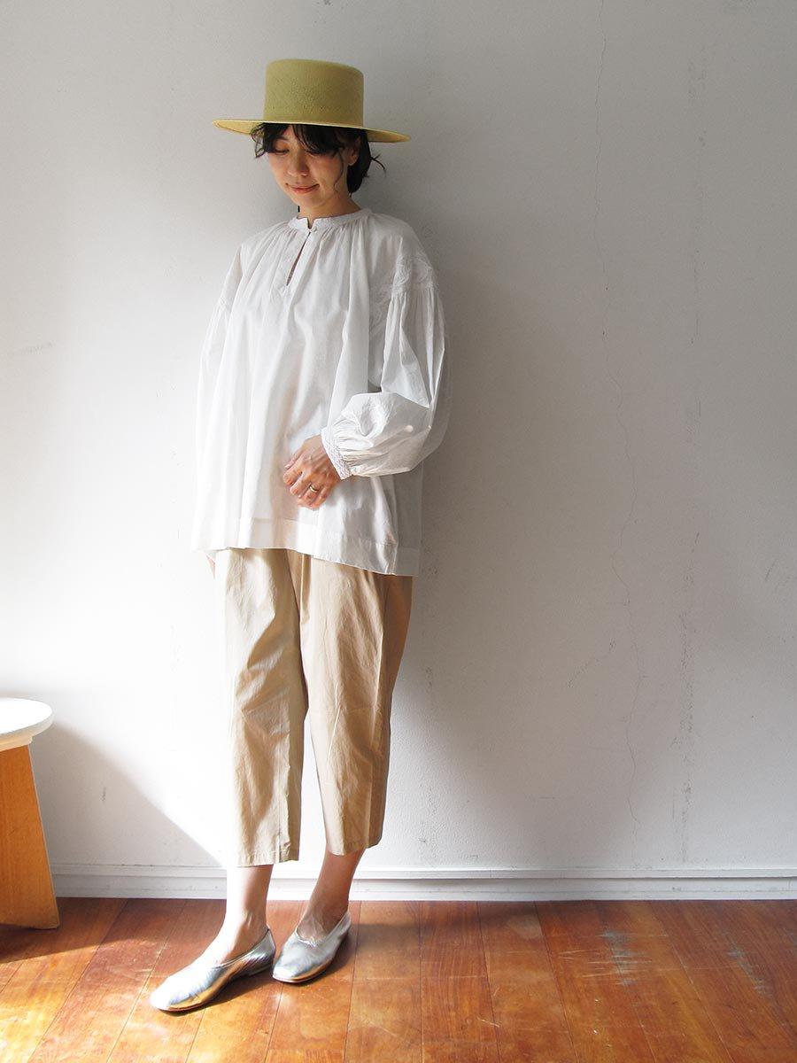 鳥の刺繍ブラウス(2020 Spring Collection) 7