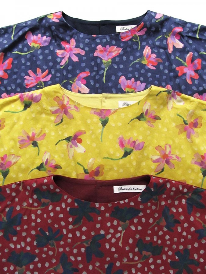 Sun Daisyプルオーバー(2020 Spring Collection) 1