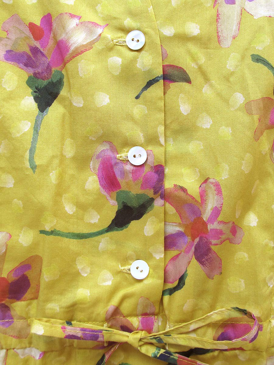 SunDaisyワンピース(2020 Spring Collection) 8