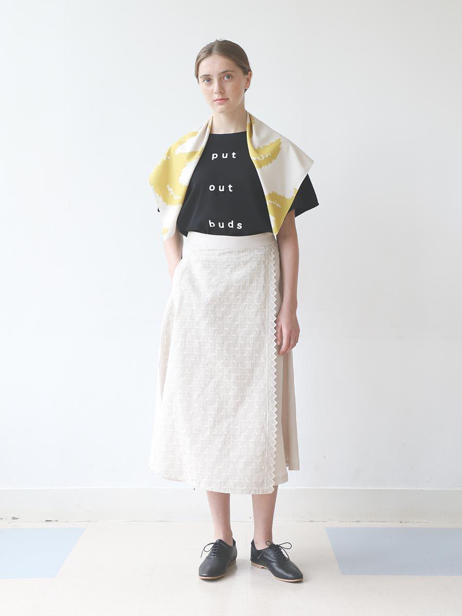 スカーフ(2020 Spring Collection) 9