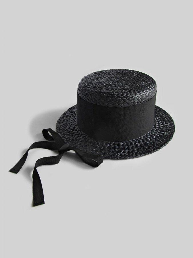 キャノチエ/ブラック(2021 Summer Collection) 1