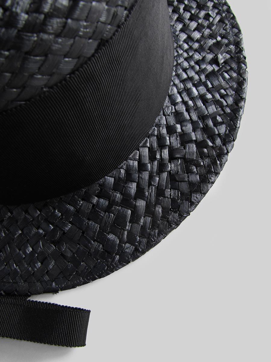 キャノチエ/ブラック(2021 Summer Collection) 3