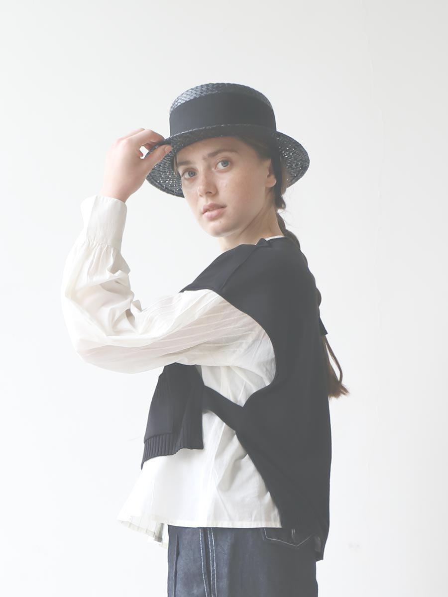 キャノチエ/ブラック(2021 Summer Collection) 6