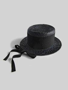 キャノチエ/ブラック(2021 Summer Collection)