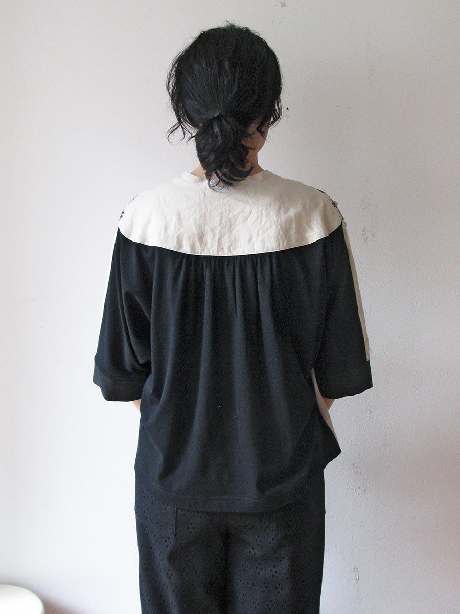 スモッキングドルマンスリーブブラウス(2021 Summer Collection) 19