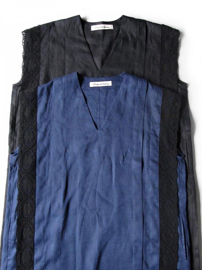 リネンサックドレス(2021 Summer Collection) 1