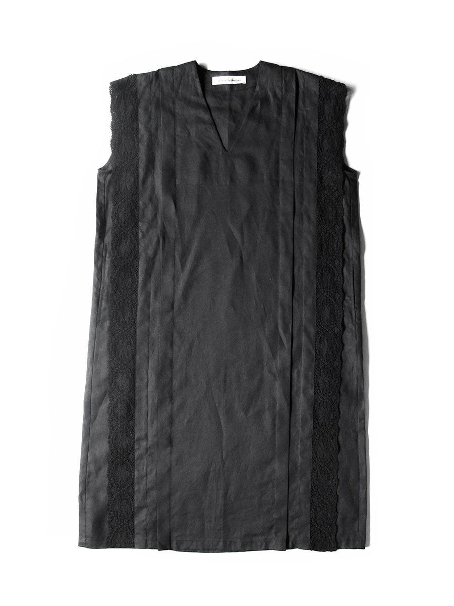 リネンサックドレス(2021 Summer Collection) 2