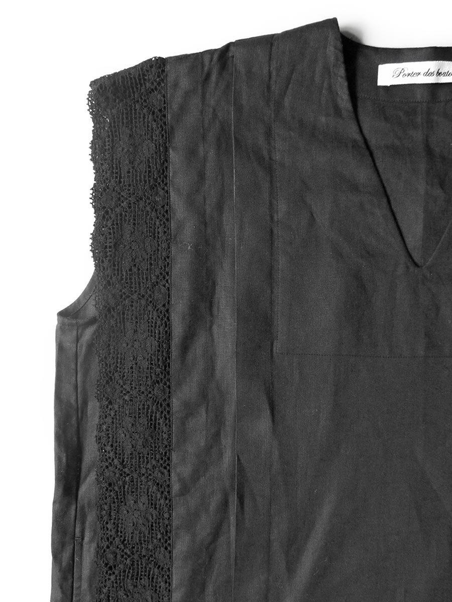 リネンサックドレス(2021 Summer Collection) 4
