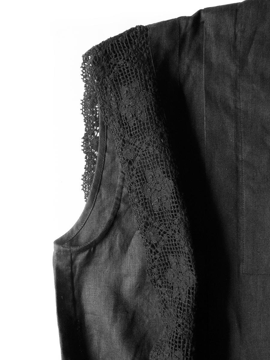 リネンサックドレス(2021 Summer Collection) 5