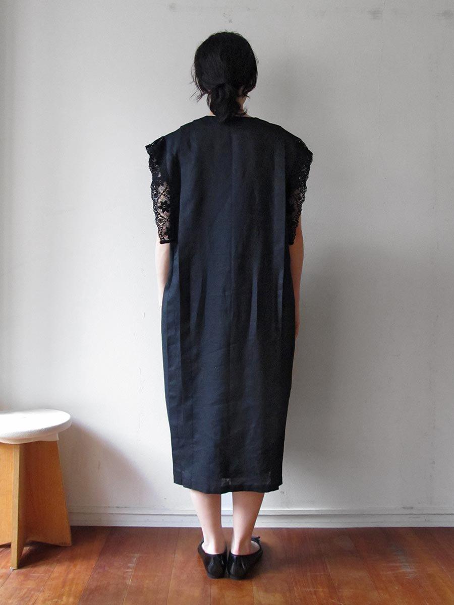 リネンサックドレス(2021 Summer Collection) 7
