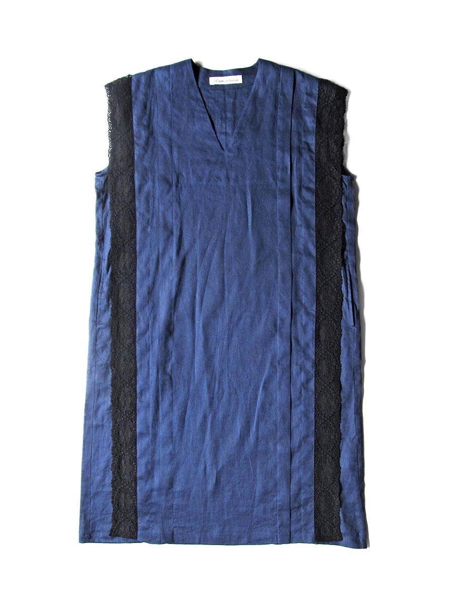 リネンサックドレス(2021 Summer Collection) 9