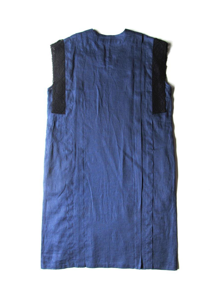 リネンサックドレス(2021 Summer Collection) 10