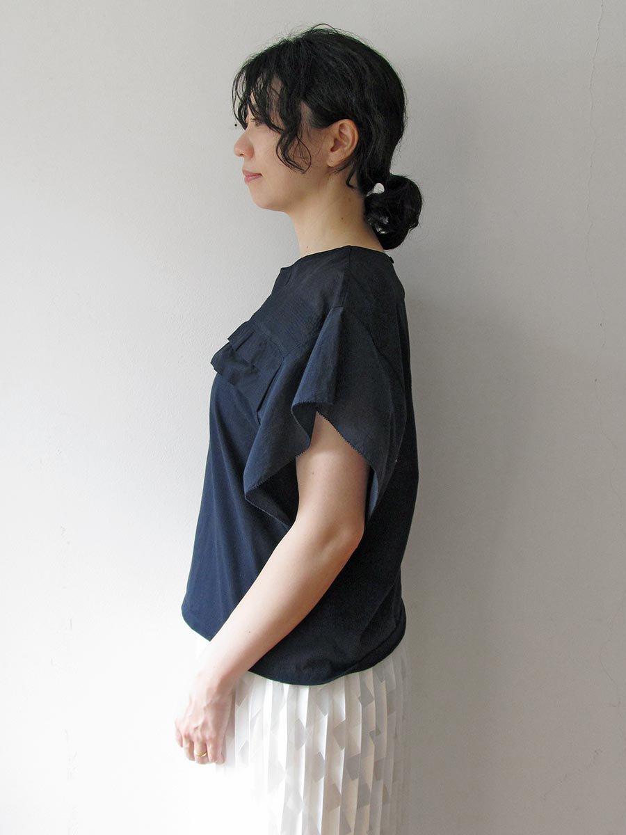 フリル袖ブラウス(2020 Summer Collection) 16