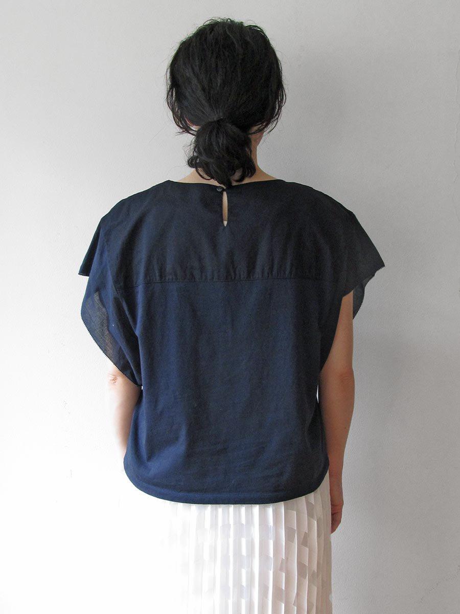 フリル袖ブラウス(2020 Summer Collection) 17