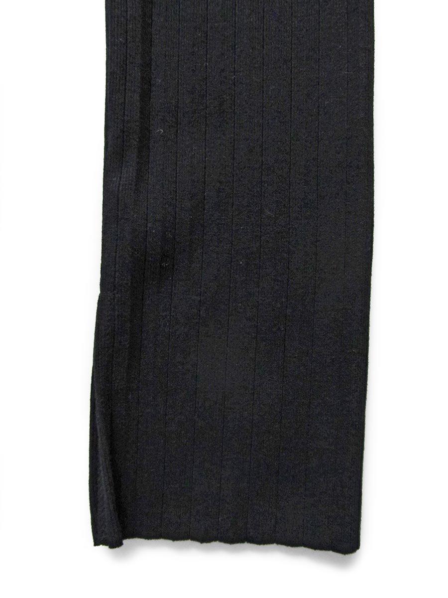 リブプリーツスカートセット ブラック(2020 Spring Collection) 11