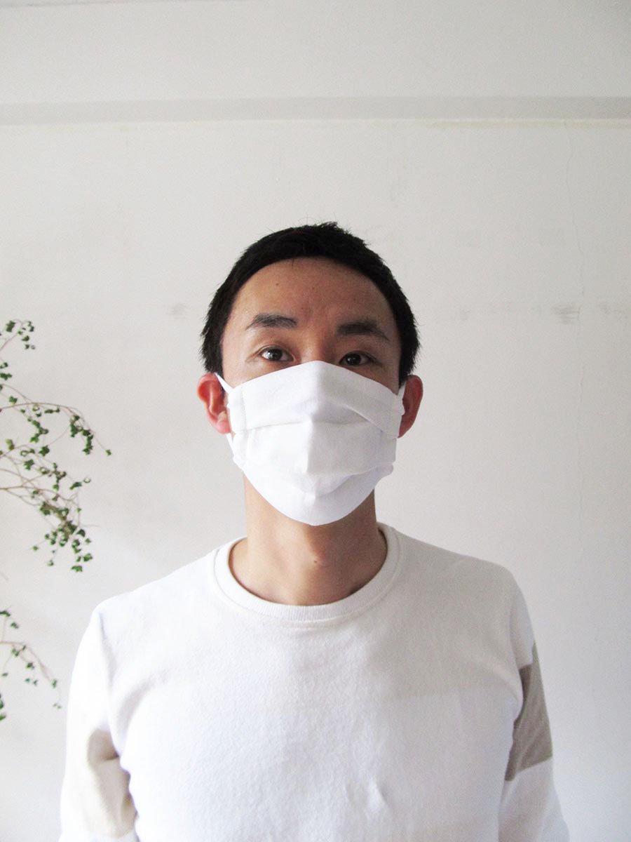 ☆ご予約 5月下旬〜6月上旬お届け分☆リネンマスク おとな用(男女兼用) 8