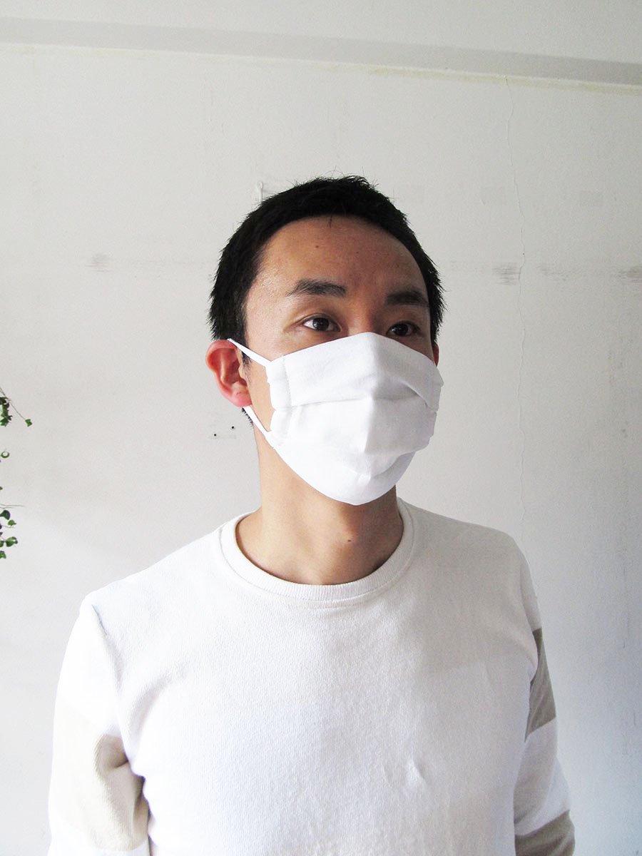 ☆ご予約 5月下旬〜6月上旬お届け分☆リネンマスク おとな用(男女兼用) 9
