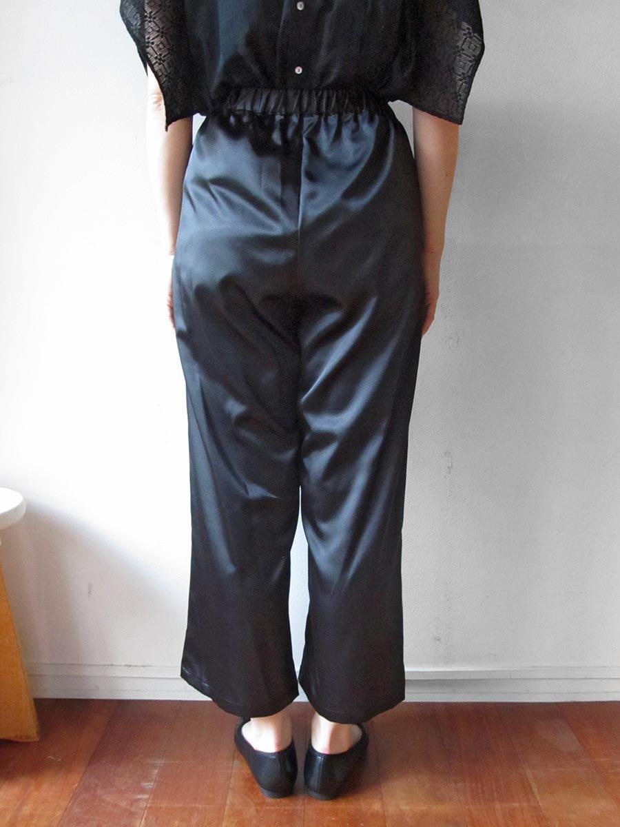 エプロンスカート&パンツ/ブラック(2020 Summer Collection) 14