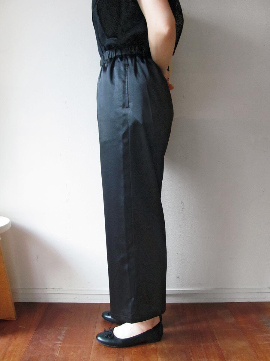エプロンスカート&パンツ/ブラック(2020 Summer Collection) 15