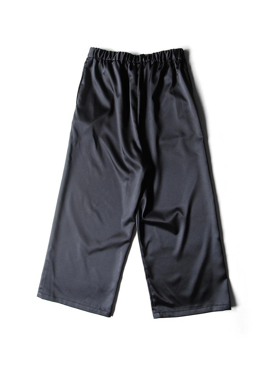 エプロンスカート&パンツ/ブラック(2020 Summer Collection) 7