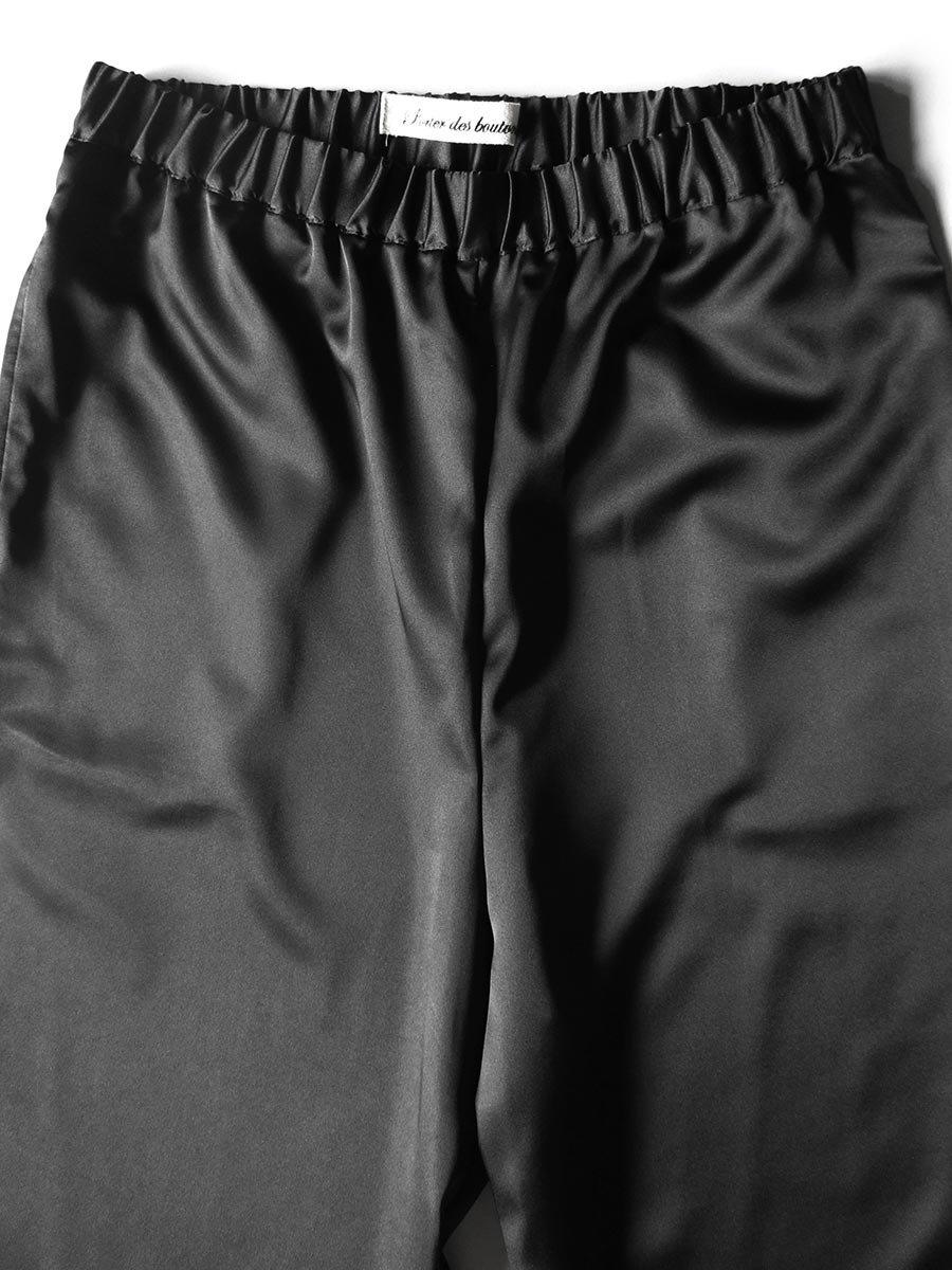 エプロンスカート&パンツ/ブラック(2020 Summer Collection) 8