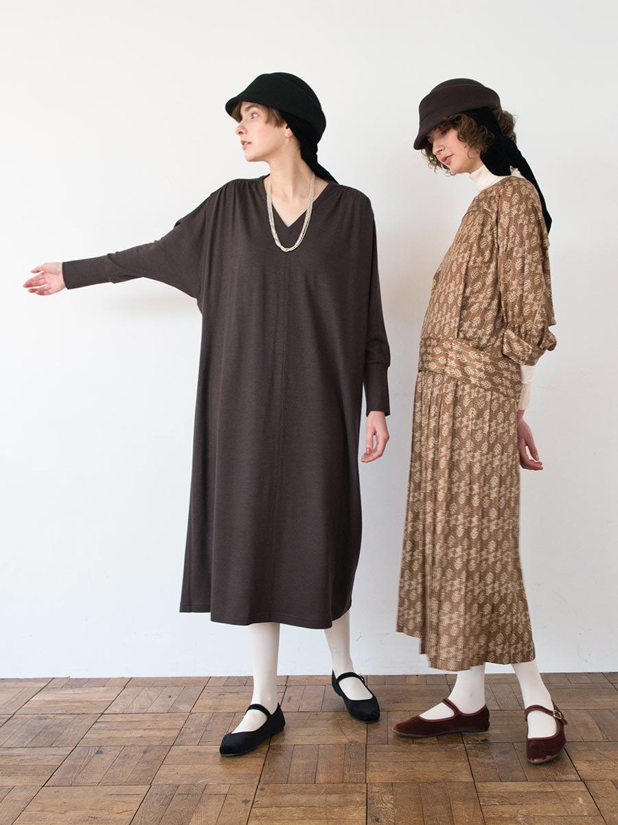 プリーツスカート(2020-21 Autumn Collection) 10