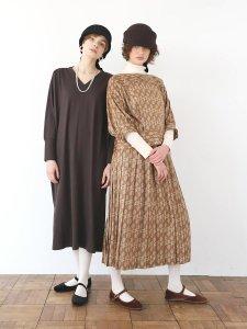 プリーツスカート(2020-21 Autumn Collection)