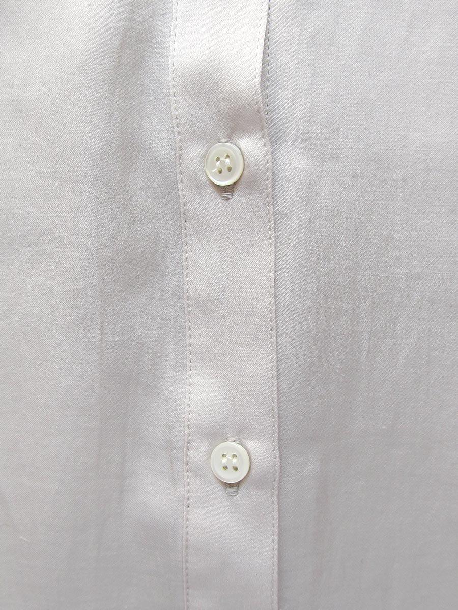 プリーツカラーシャツ(2020-21 Autumn Collection) 13