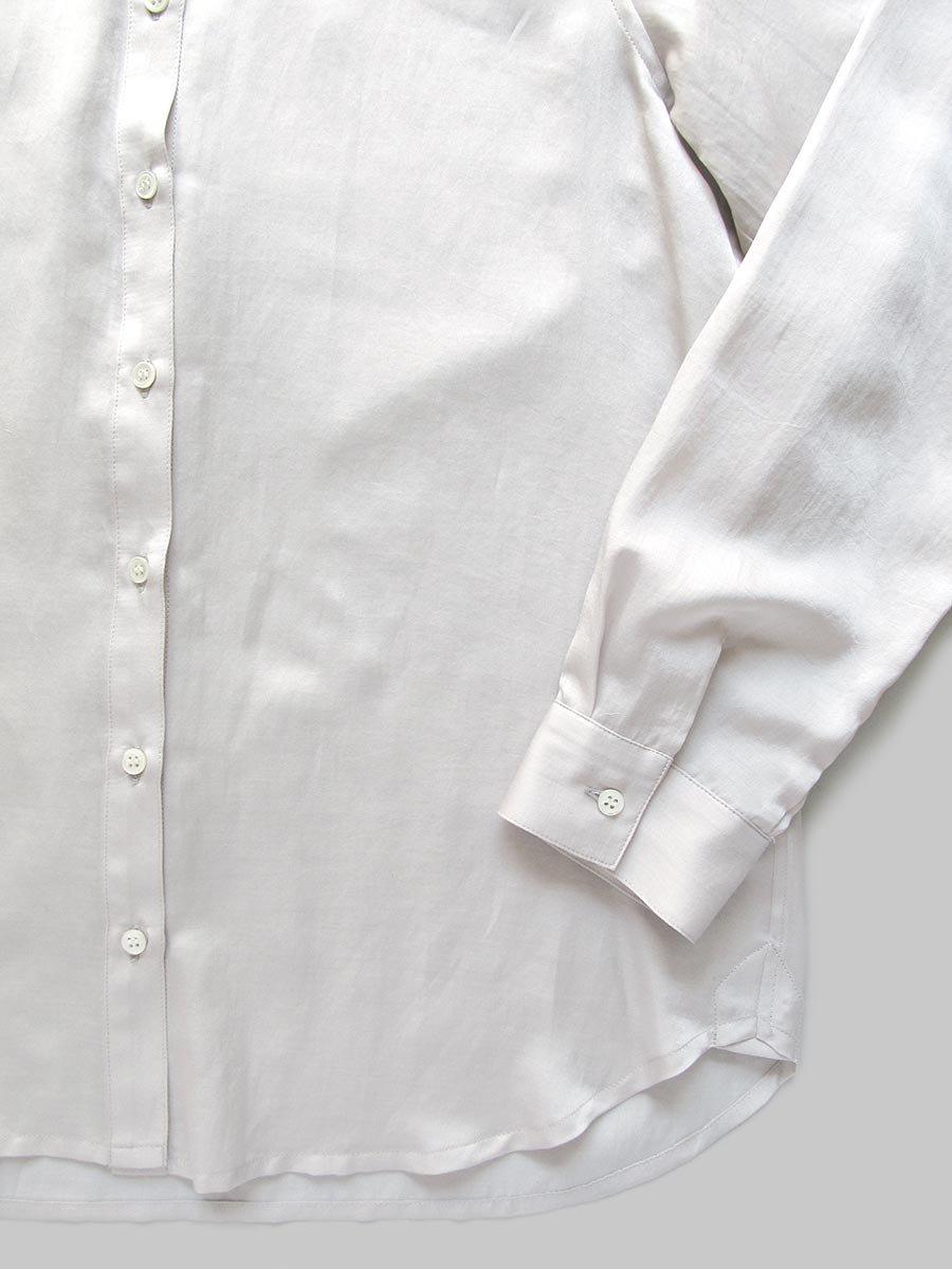 プリーツカラーシャツ(2020-21 Autumn Collection) 14