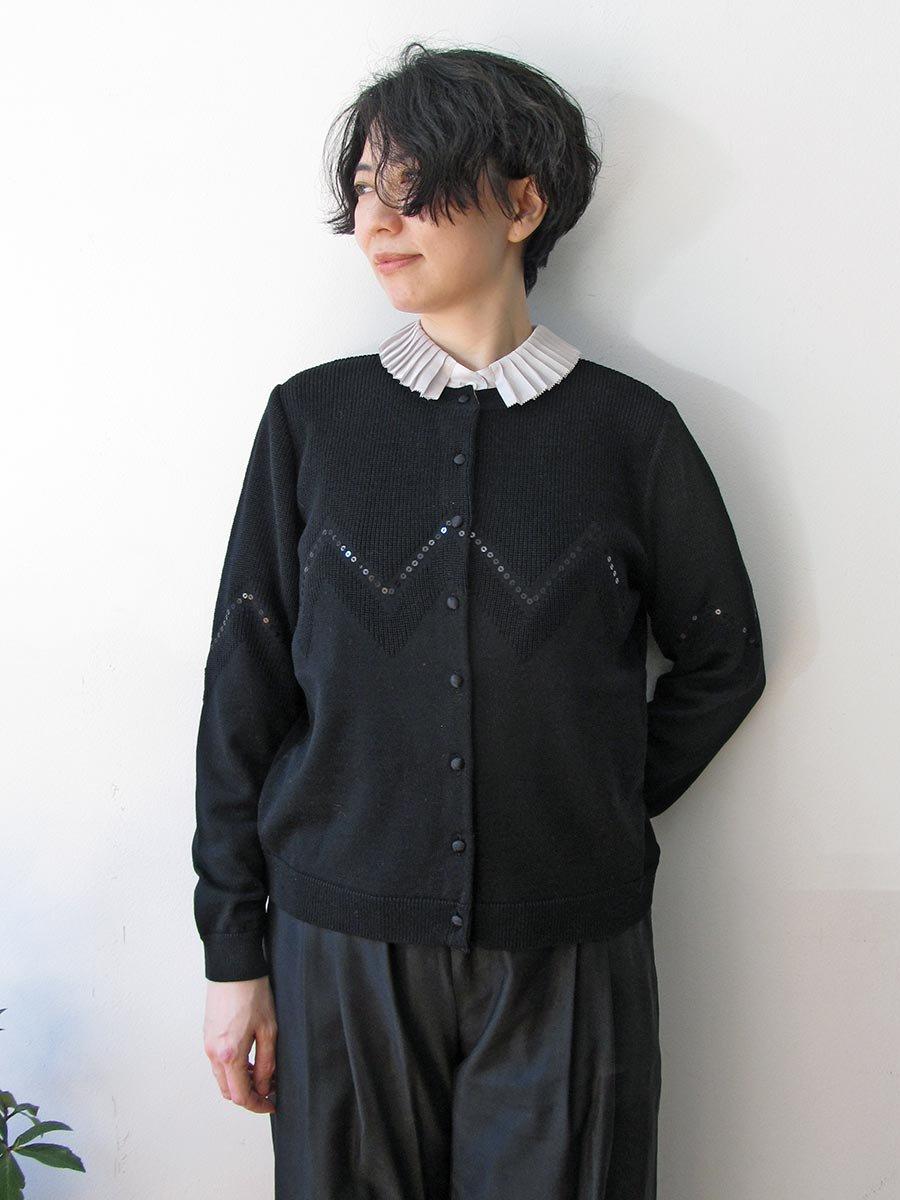 プリーツカラーシャツ(2020-21 Autumn Collection) 16