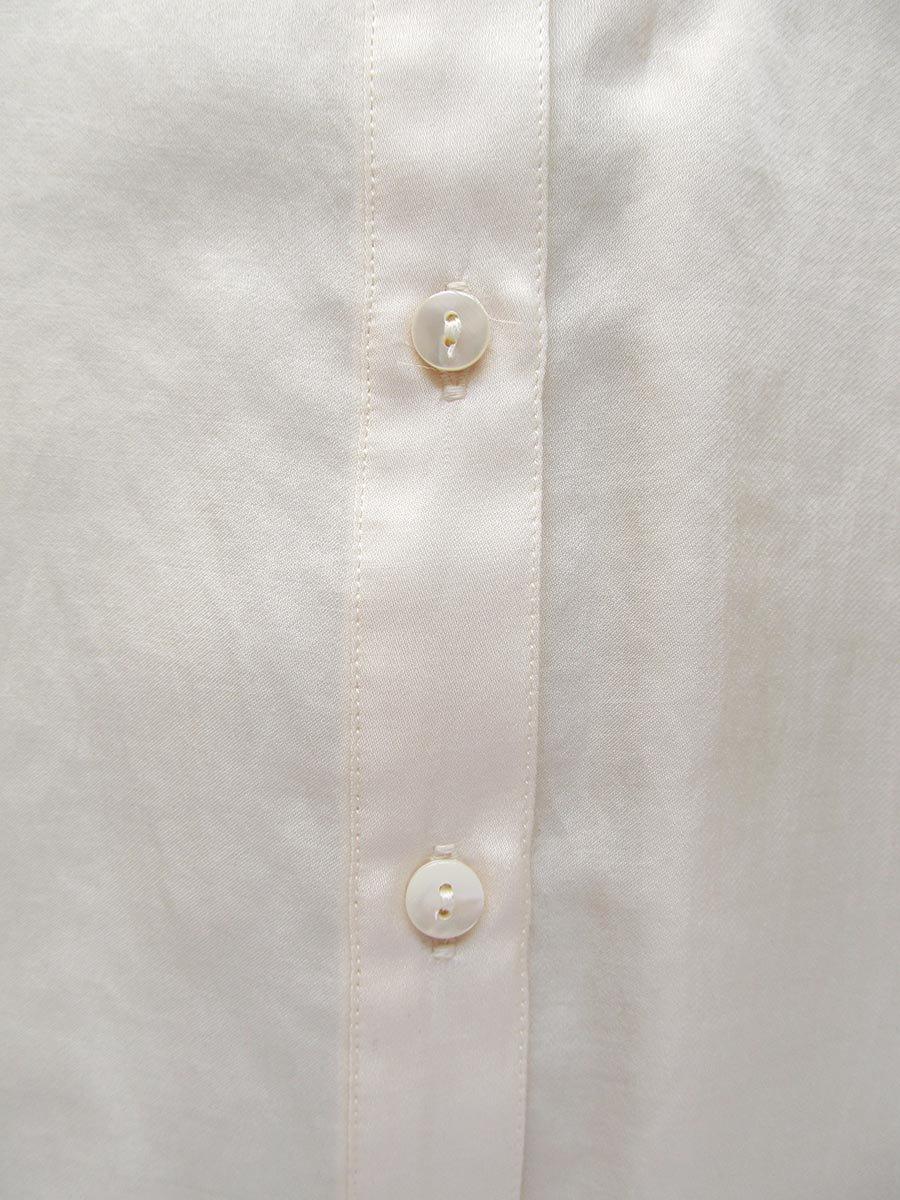 プリーツカラーシャツ(2020-21 Autumn Collection) 6
