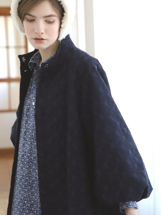 バルーンスリーブコート(2020-21 Autumn Collection) 1