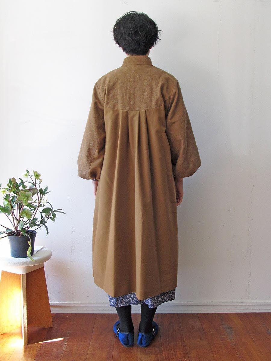 バルーンスリーブコート(2020-21 Autumn Collection) 20