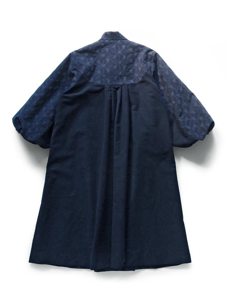 バルーンスリーブコート(2020-21 Autumn Collection) 3