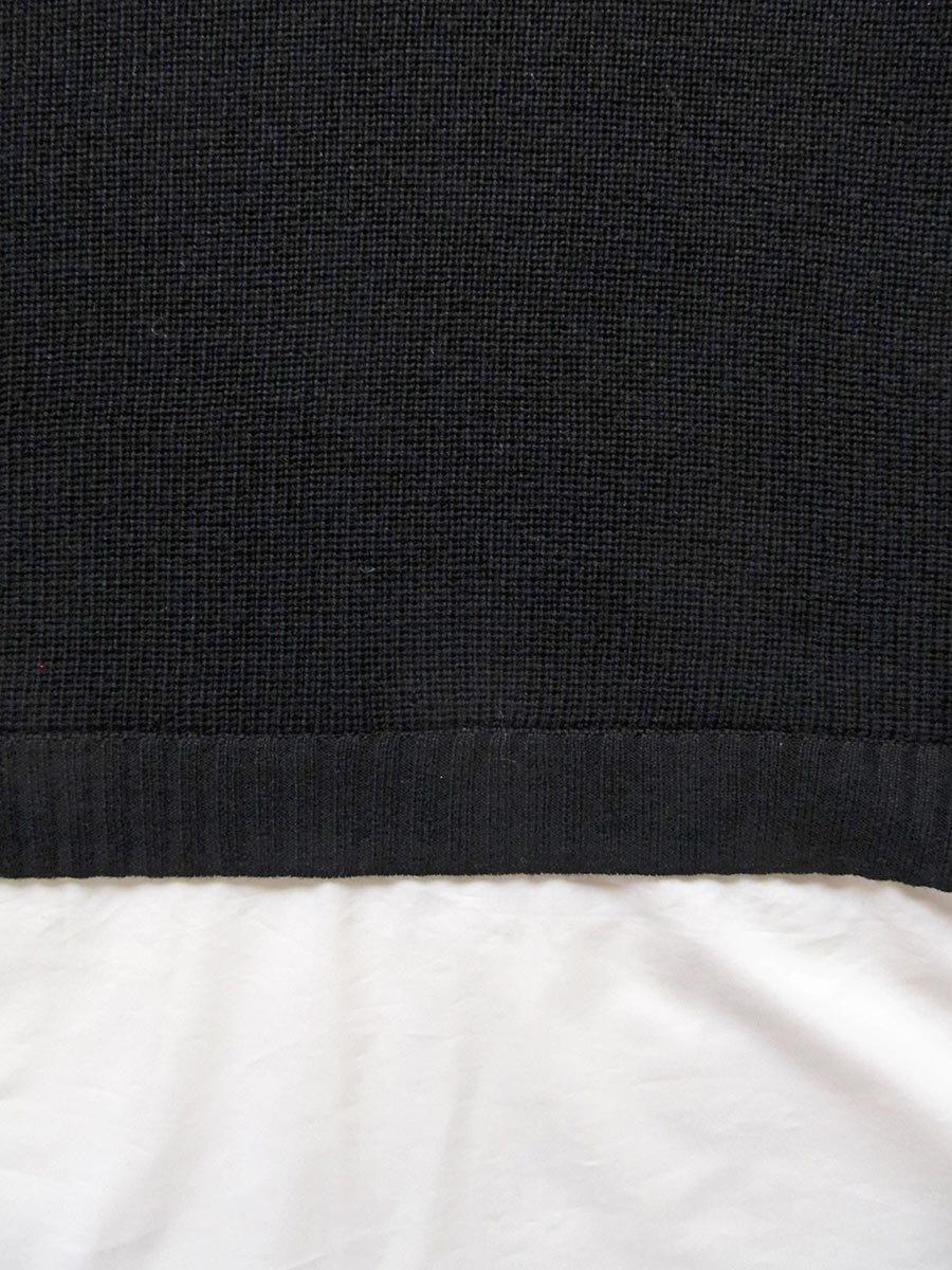 タートルネックニット×ロングシャツ(2020-21 Autumn Collection) 5