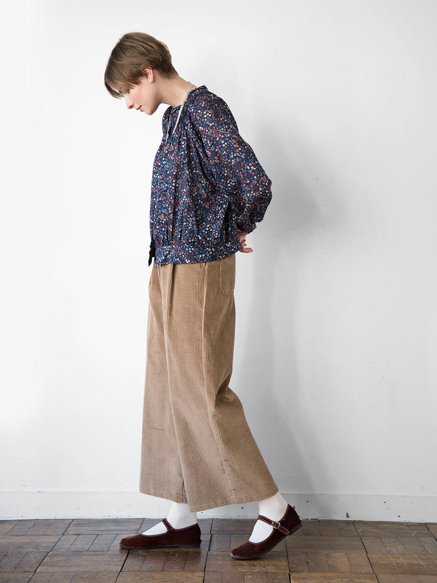 コーデュロイパンツ(2020-21 Autumn Collection) 9