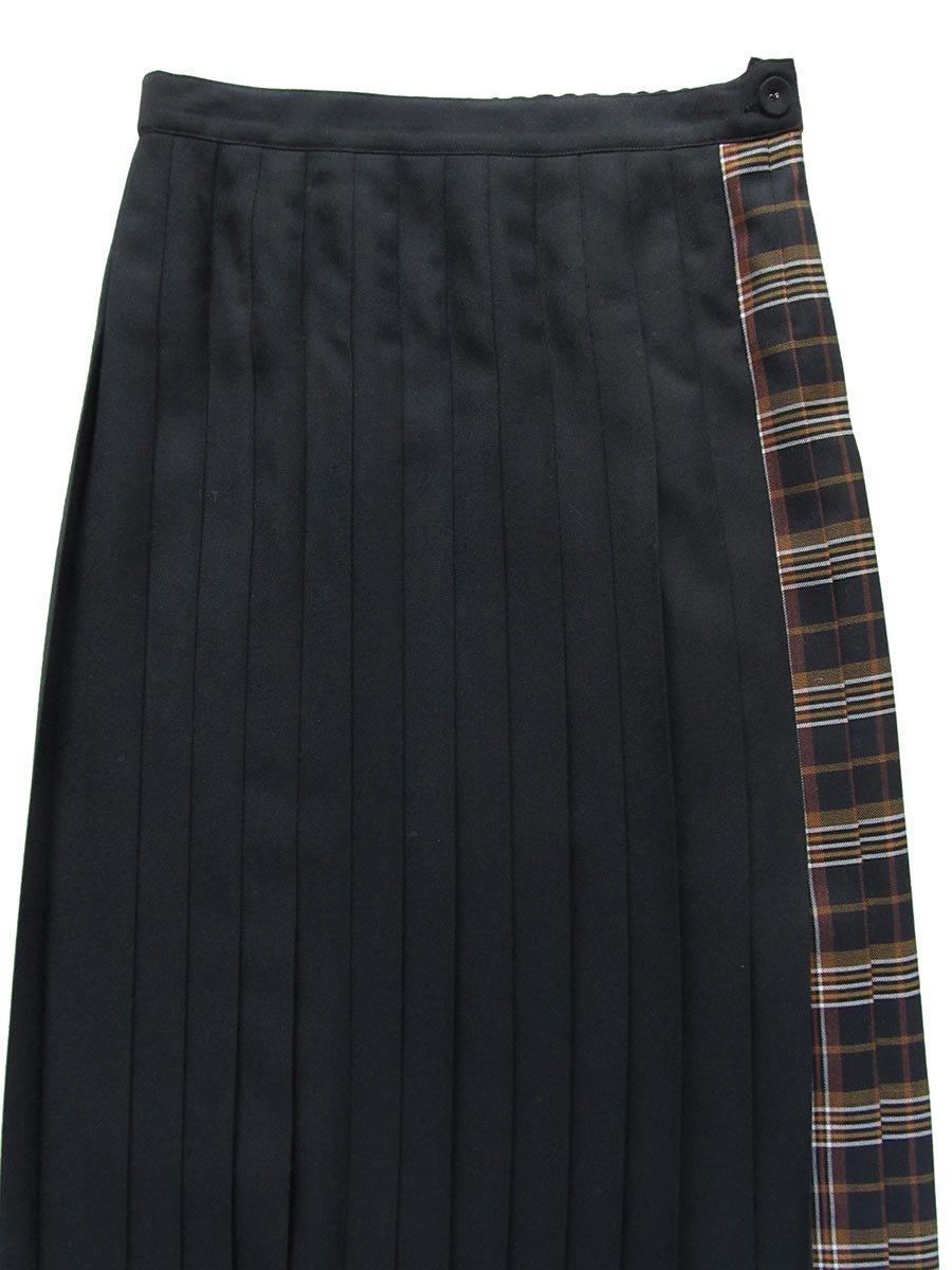 チェックプリーツスカート(2020-21 Autumn Collection) 3