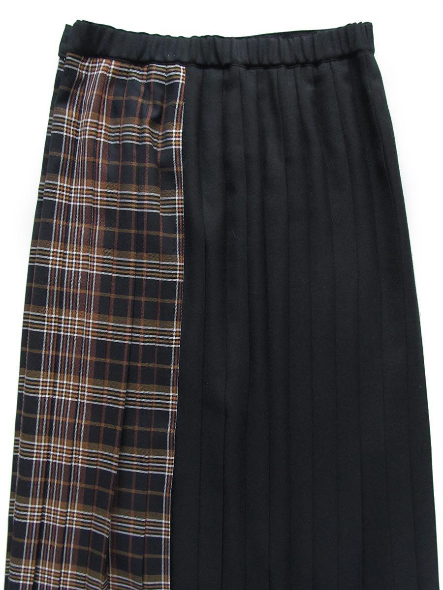 チェックプリーツスカート(2020-21 Autumn Collection) 4