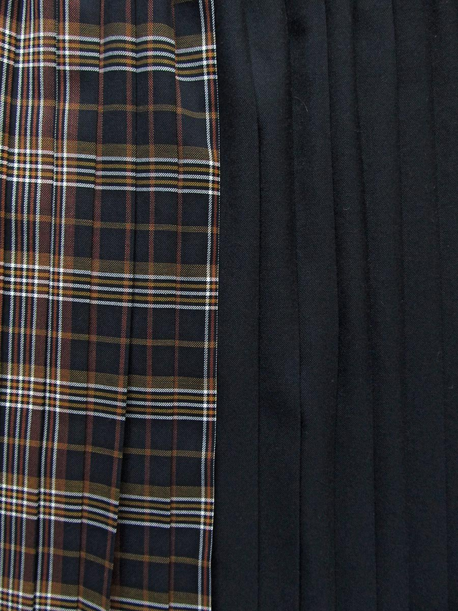 チェックプリーツスカート(2020-21 Autumn Collection) 6