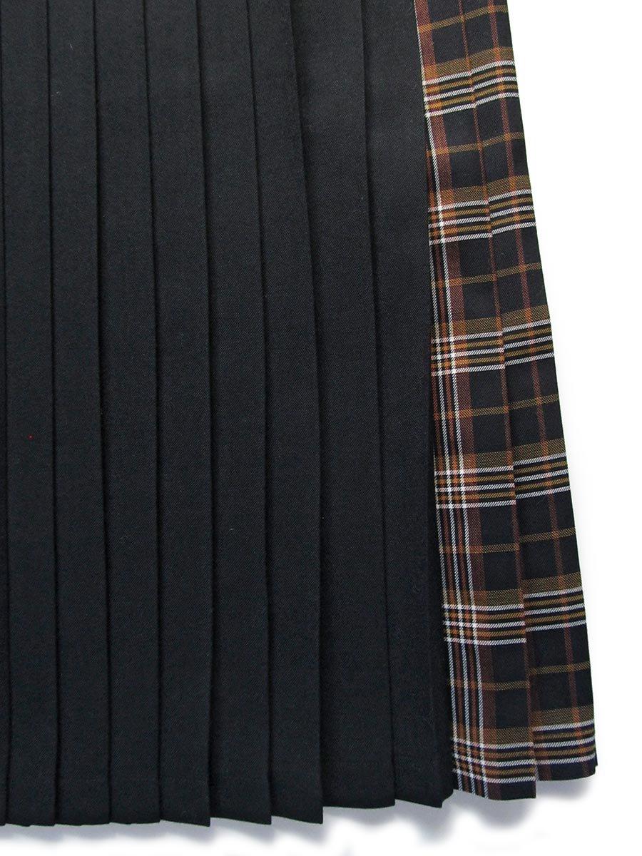 チェックプリーツスカート(2020-21 Autumn Collection) 7