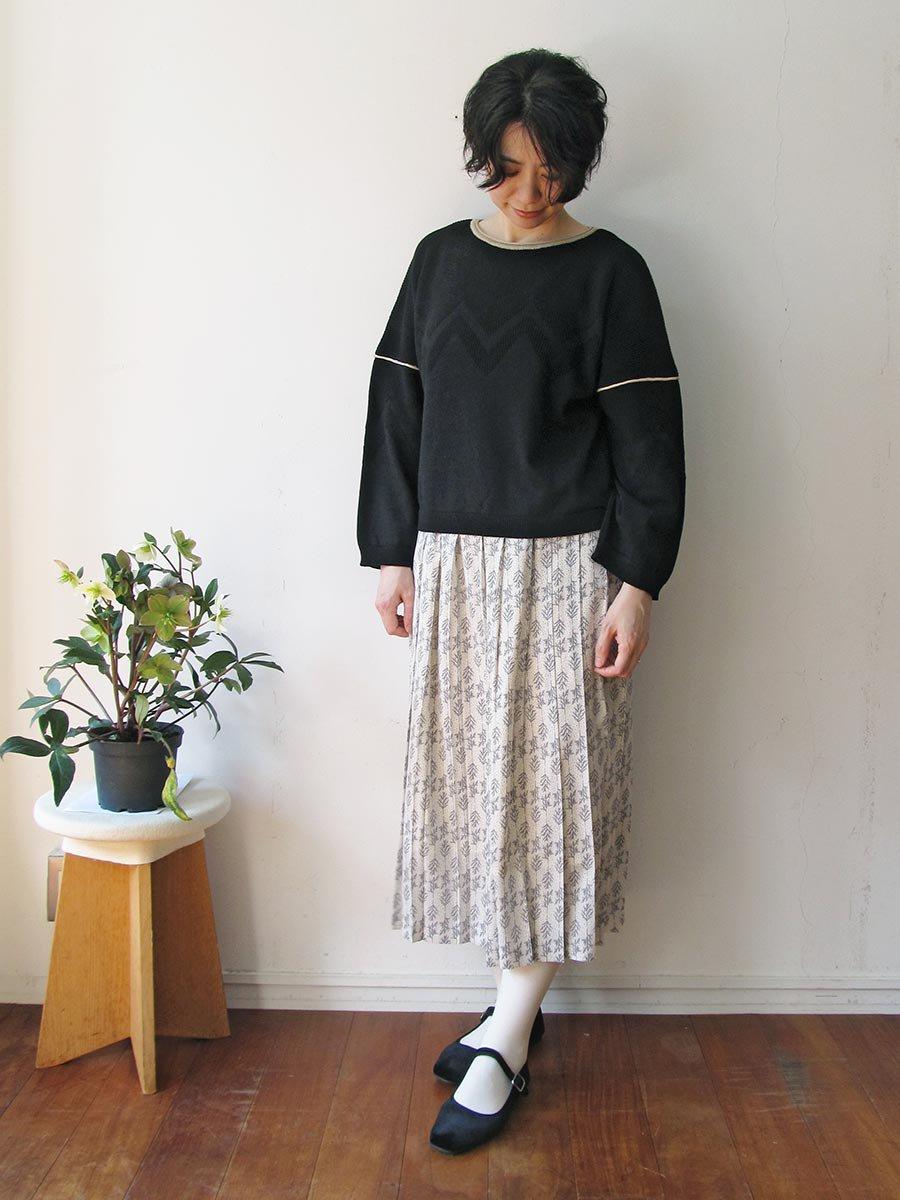 ニットプルオーバー(2020-21 Autumn Collection) 8