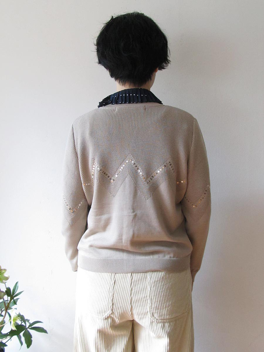 ニットカーディガン(2020-21 Autumn Collection) 20