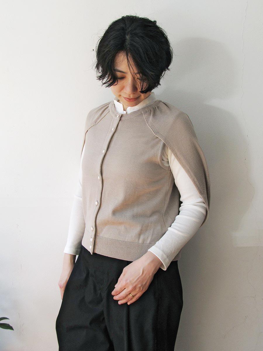 ニットコクーンカーディガン(2020-21 Autumn Collection) 6