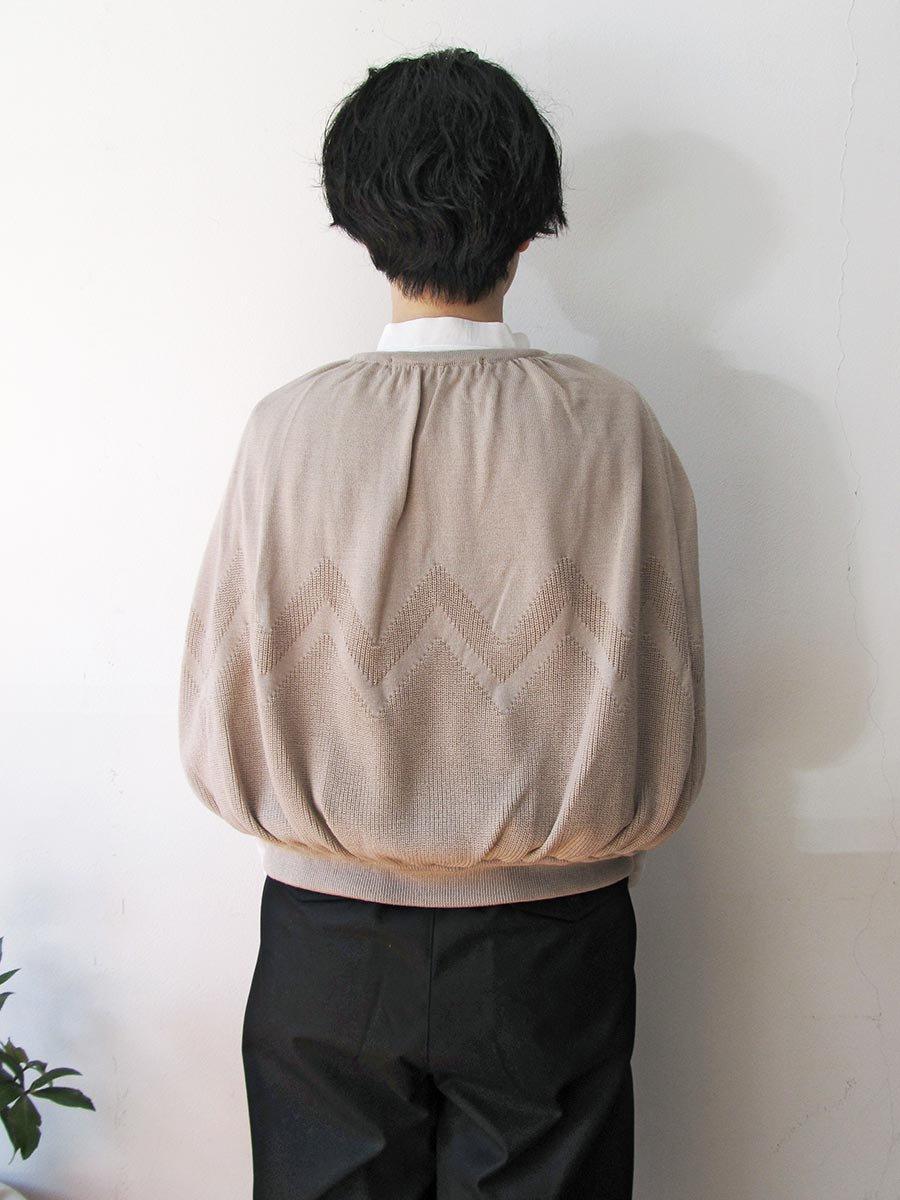 ニットコクーンカーディガン(2020-21 Autumn Collection) 7