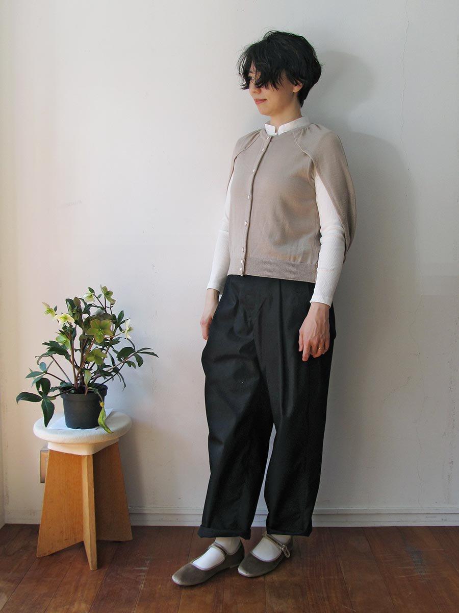 ニットコクーンカーディガン(2020-21 Autumn Collection) 8