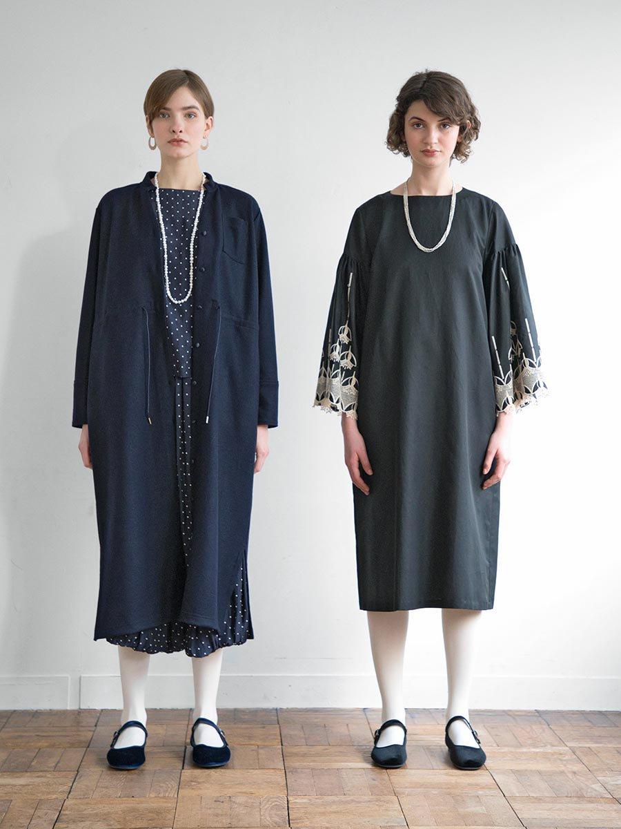 コートドレス(2020-21 Autumn Collection) 7