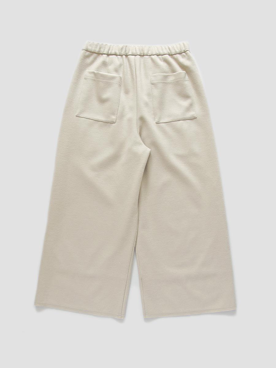 ボールチェーン刺繍ポケットパンツ(2020-21 Autumn Collection) 2